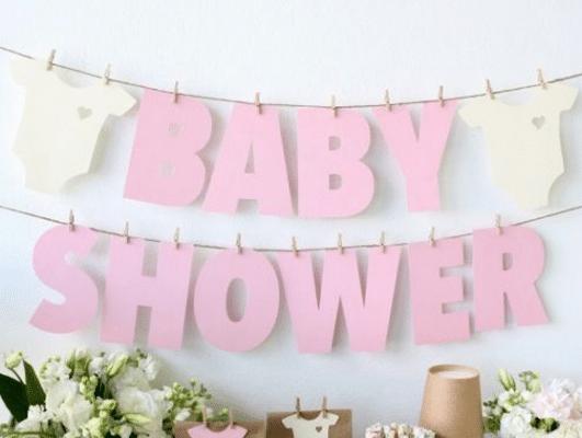 Babyshower- zwangerschap- feest
