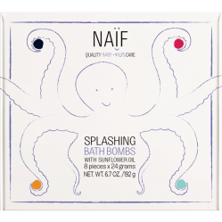 naif bath bombs
