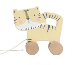trekdier tijger little dutch