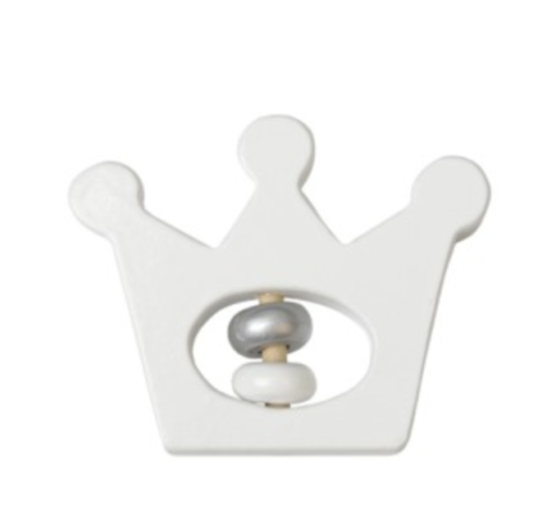 White Crown Rattle