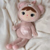 Powder Pink Bear 46cm