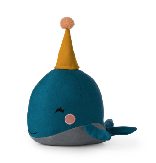 Whale in gift box Picca loulou