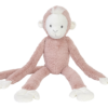 Peach Hanging Monkey