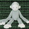 Teal Hanging Monkey no 2.